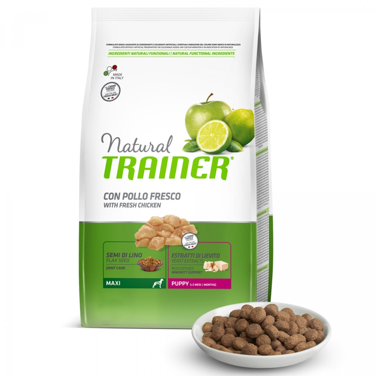 Trainer Natural Puppy Maxi 12kg