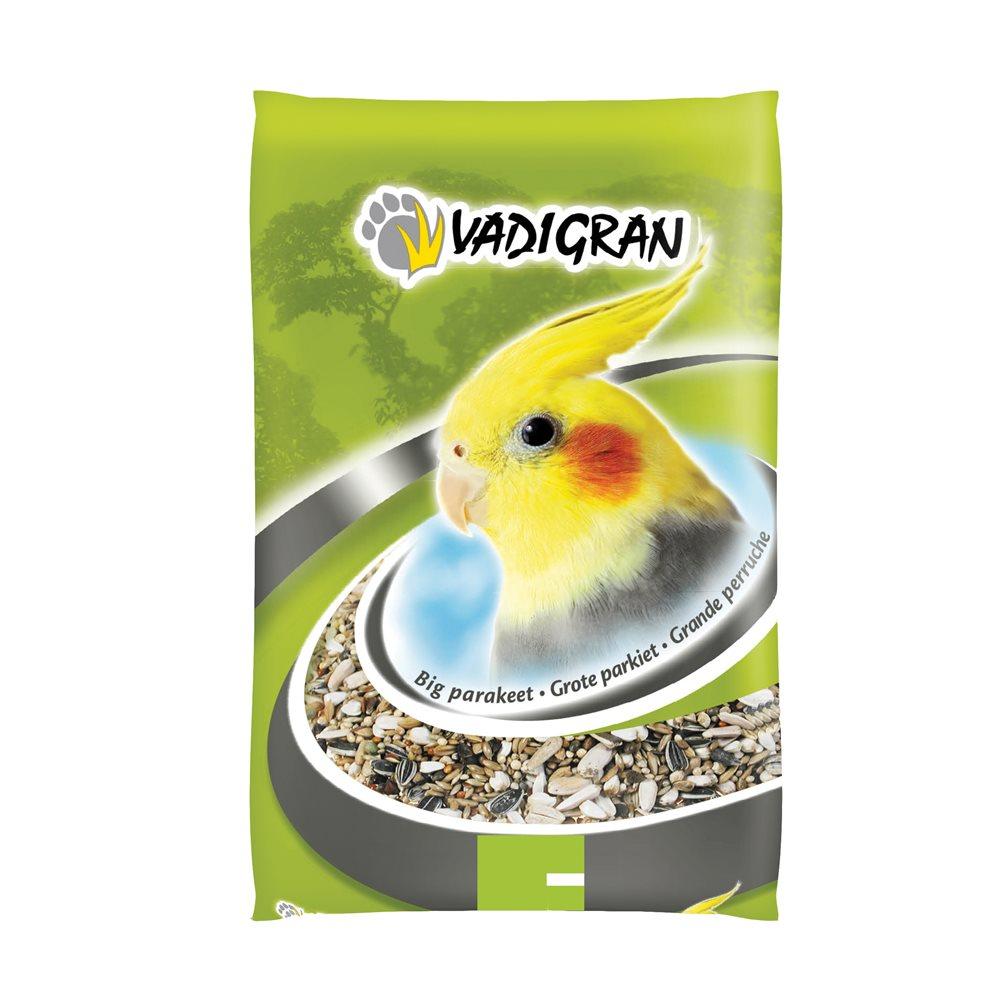 Vadigran Original Extra vidutinėms papūgoms 20kg