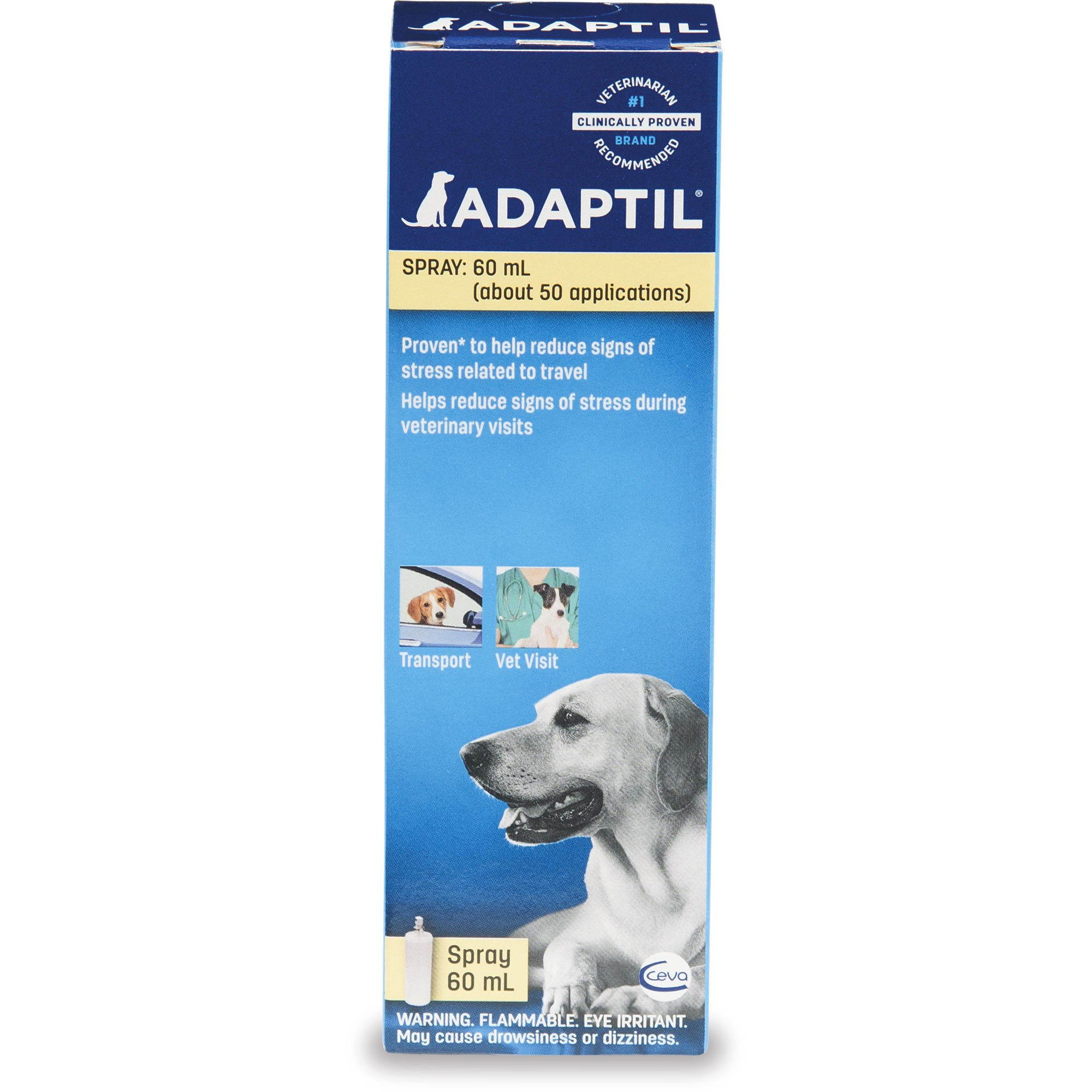 ADAPTIL®, purškalas šunims 60 ml