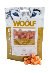 WOOLF Soft Rabbit Chunkies 100gr.