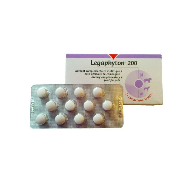 LEGAPHYTON 200mg  tabletės N24
