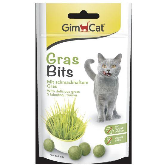 Gimpet Grass Bits 50gr. skanėstas