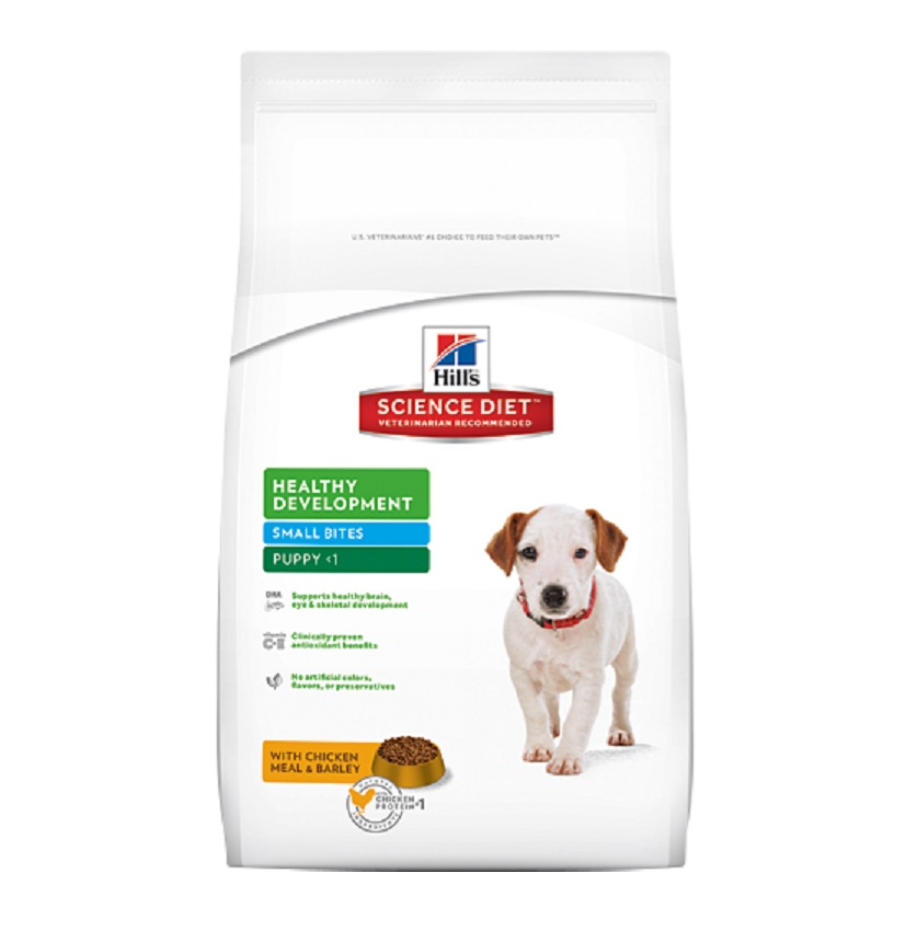 Hills Canine Puppy Healthy Development Mini Chicken 7,5kg.