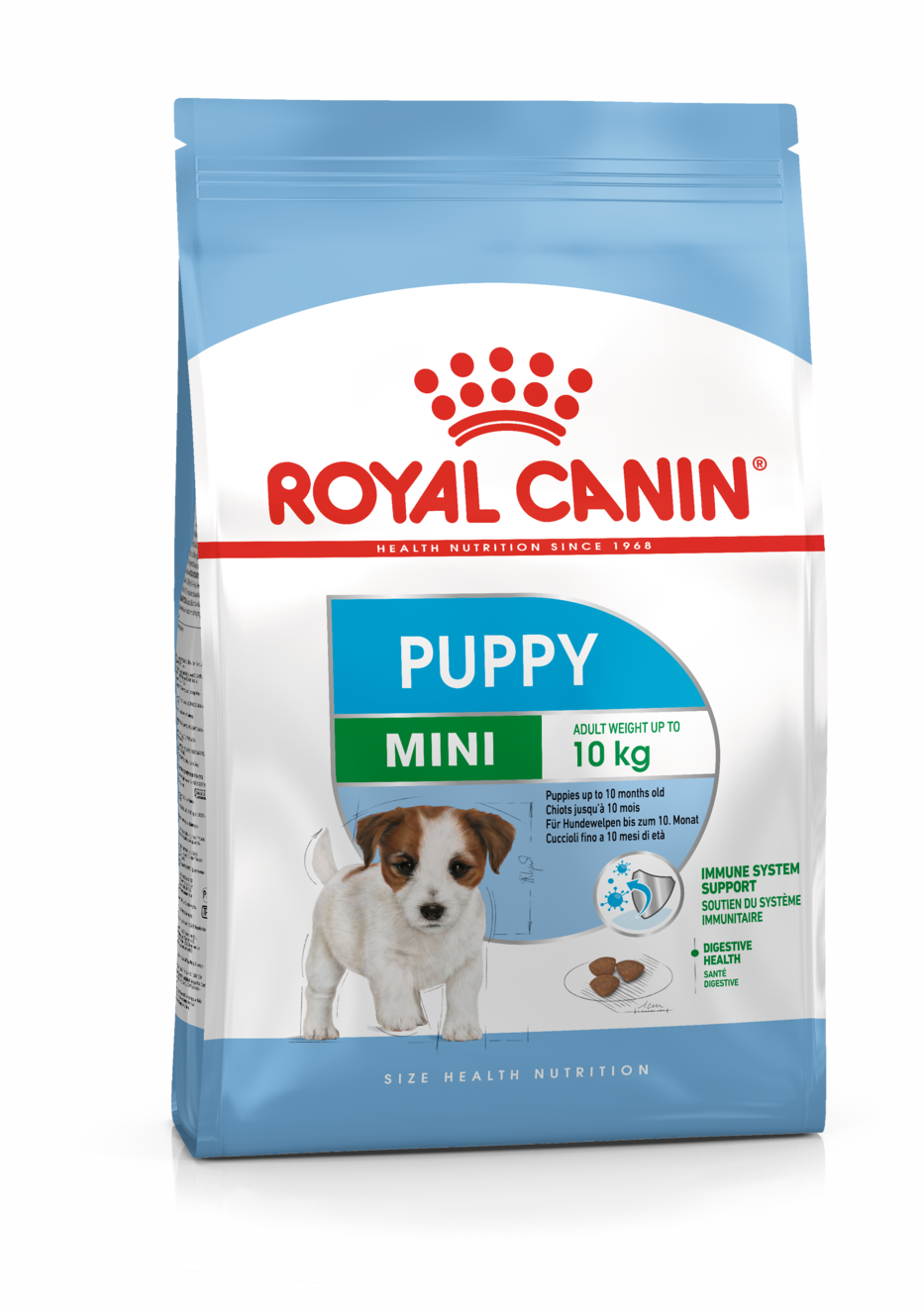 Šunų maistas Royal Canin Mini Puppy 8kg.